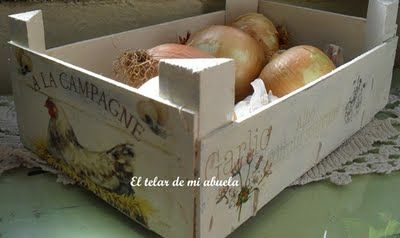 Cajas de Fresas (pág. 14) | Hacer bricolaje es facilisimo.com
