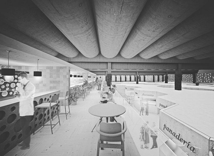 #visualization #3d #archviz #arquitectura #architecture #render #rendering #3dsmax #vray #photoshop #infoarquitectura #instarender #archilovers #details #design #graphic #ideas #archdaily #architecturedrawing #model #concurso #competition #roquetasdemar #almeria #restoration #rehabilitacion #mercado #market #ACA #loggia3d