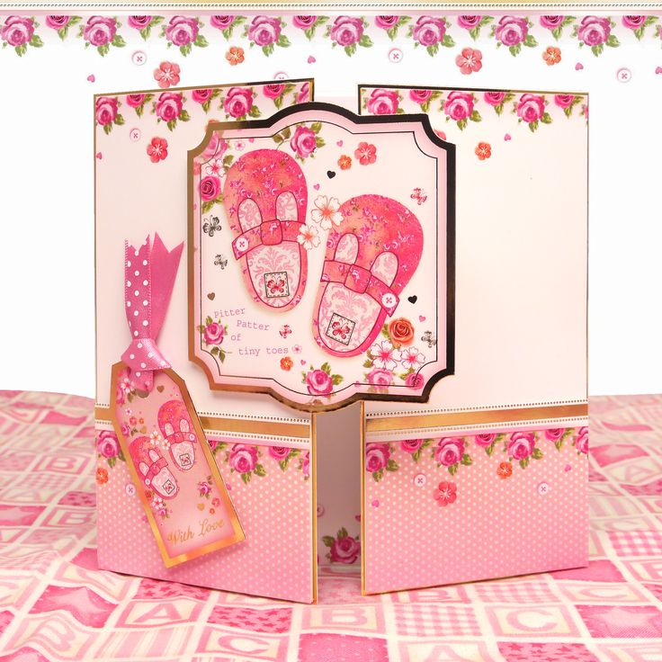Hunkydory Card Making Paper Craft Kits