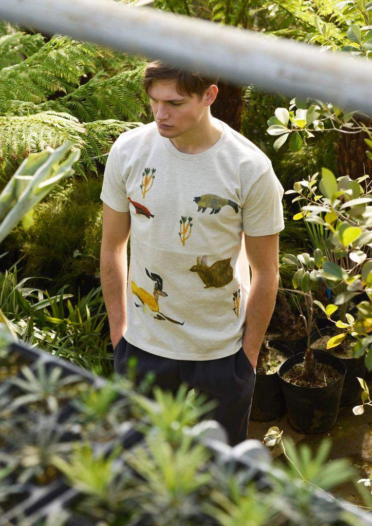 mirocomachiko (Forest) – Design Tshirts Store graniph