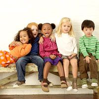Raising a Child Who Respects Difference  - Imagine a world where children of all races and backgrounds understand and respect each other and grow up to be adults who do the same. It is possible with a little help from you.