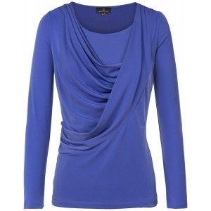 Mart Visser T shirt Hervey Lavendel
