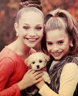 Maddie and Mackenzie Ziegler | Dance Moms Girls ...