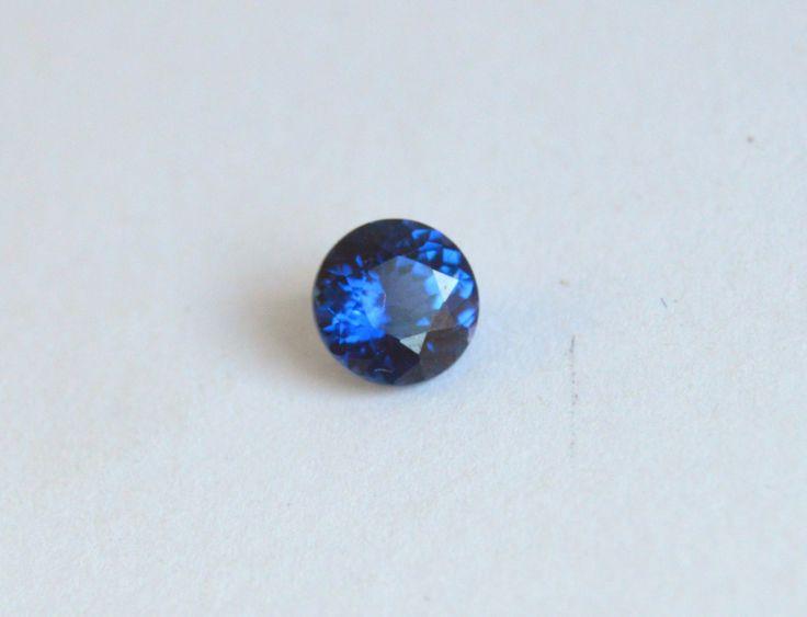 Ceylon Sapphire, Round Ceylon Sapphire, 6mm Sapphire, Color Change Sapphire, Sapphire from Sri Lanka, Color Change Ceylon Sapphire, Blue Gem