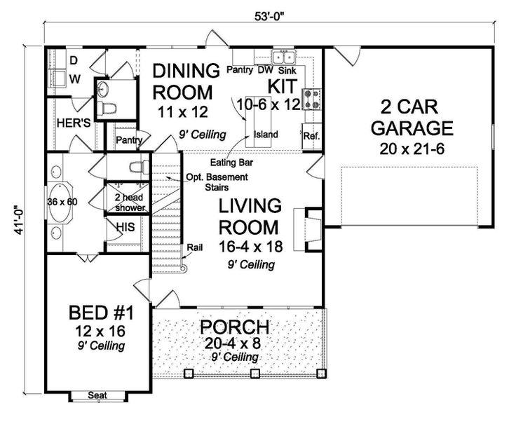 2 Story Dream House Floor Plans 259 best house images on pinterest | house floor plans, dream
