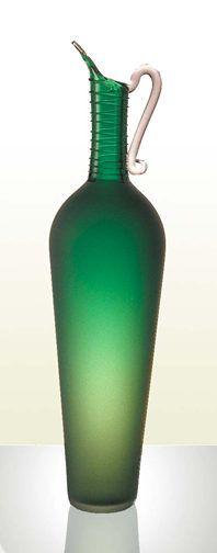 Potter Morgan Glass...green! :)