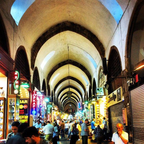Mısır Çarşısı şu şehirde: İstanbul, İstanbul