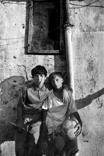 "foto por: Letizia Battaglia ""El contraste de la Sicilia"""