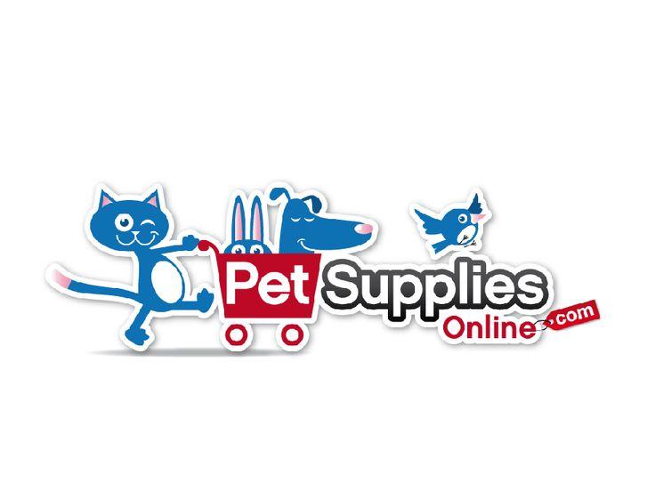 logo for Pet-Supplies-Online by junglejack