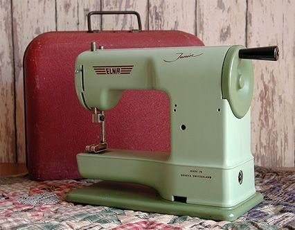 17 b sta bilderna om my vintage elna sewing machines obsession p pinterest modeller vintage. Black Bedroom Furniture Sets. Home Design Ideas