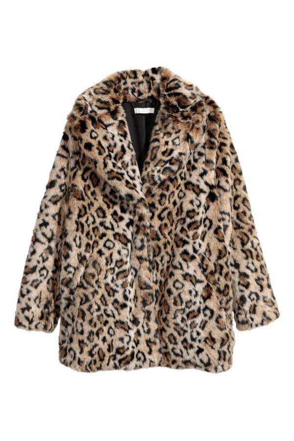 852c93e3b1d9 Leopard is my favorite #fauxfur #leopard #coat #ad #h&m #winter #cold