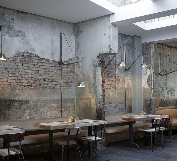 Bakkerswinkel Café by Piet Hein Eek, Rotterdam – Netherlands » Retail Design Blog