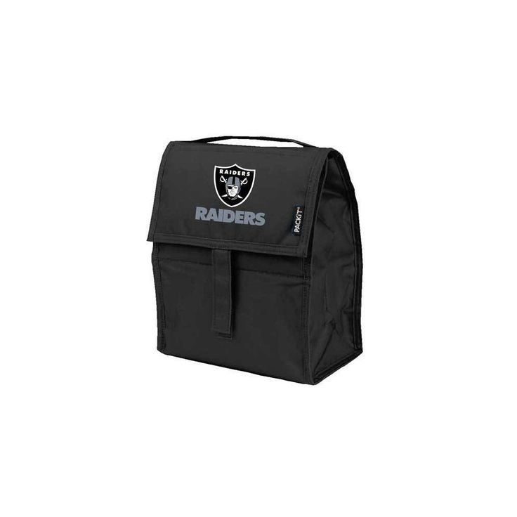 NFL Oakland Raiders Freezable Lunch Bag