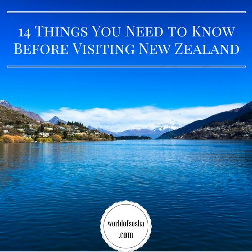 New Zeland: 14 things you need to know before visiting
