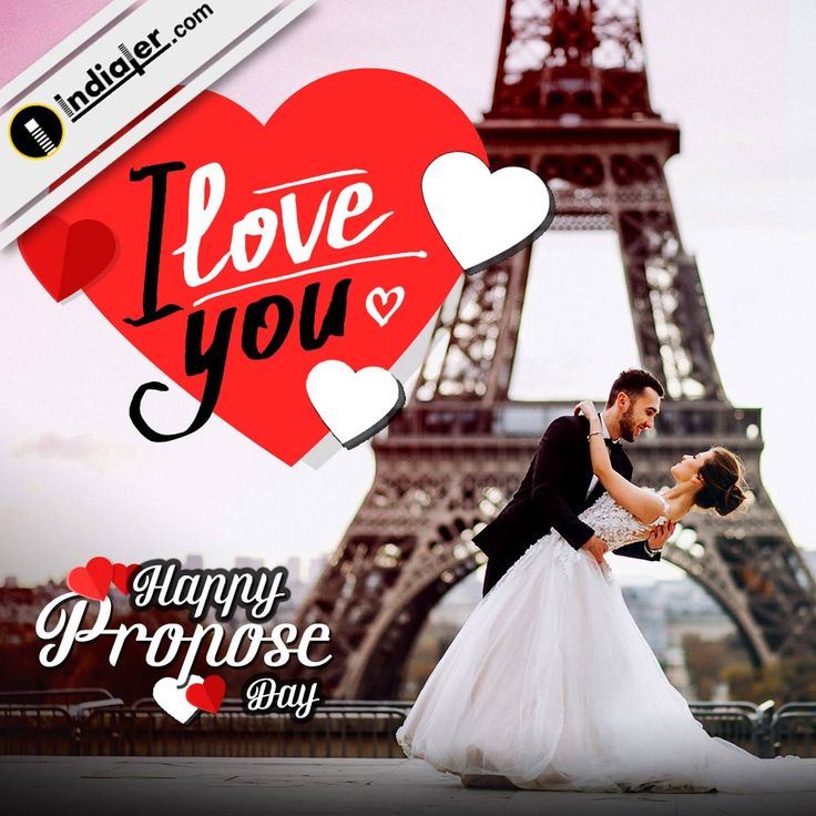 Happy Propose Day Greeting Cards for Whatsapp