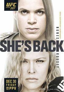 UFC 207: Nunes vs Rousey Event Page - http://blog.clairepeetz.com/ufc-207-nunes-vs-rousey-event-page/