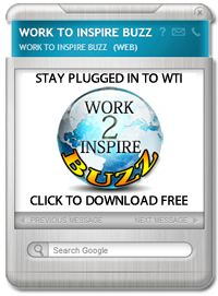 BEEP XTRA | Work To Inspire presents the BUZZ for everything you need