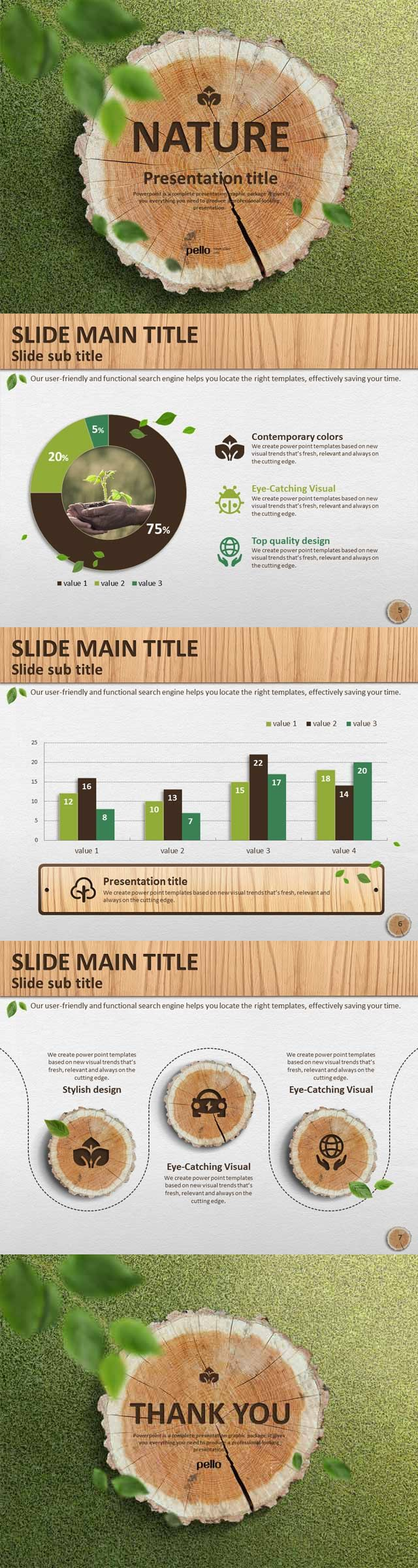 Best 25 template powerpoint 2007 ideas on pinterest powerpoint feel a sense of rejuvenation with this nature themed template full hd standard 4 ppt templatemicrosoft powerpoint 2007presentation alramifo Choice Image