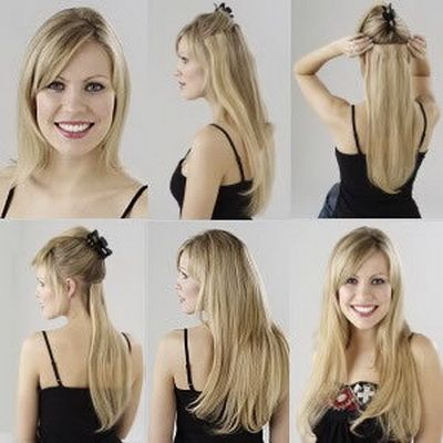 23 best hair extensions images on pinterest hair extensions clip in six piece hair extensions high quality brand easy to change short hair into long pmusecretfo Gallery