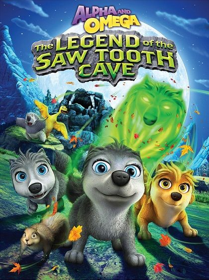 Alpha si Omega 4 Pestera Dintelui Ascutit Alpha and Omega 4 The Legend of the Saw Toothed Cave Desene Animate Online Dublate si Subtitrate in Limba Romana HD Gratis