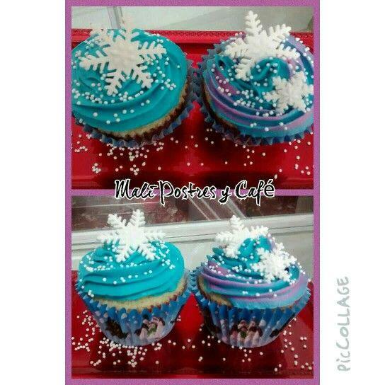 Cup Cakes Frozen