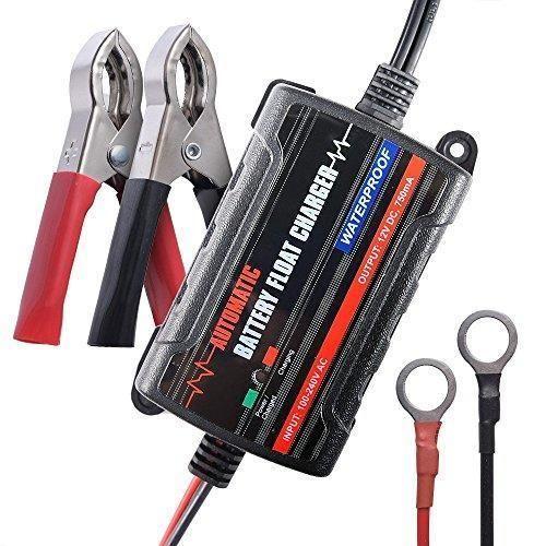 Oferta: 18.99€ Dto: -52%. Comprar Ofertas de MICTUNING Batería Cargador de coche - 6V 12V cargador totalmente automático inteligente del flotador de la batería / mantened barato. ¡Mira las ofertas!