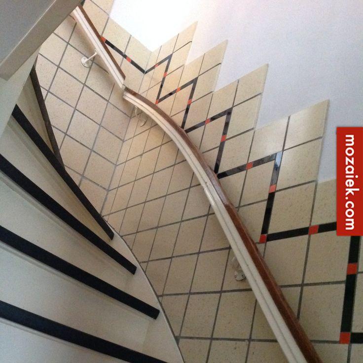 1000 idee n over badkamer tegels ontwerpen op pinterest douche tegel ontwerpen grijze - Ontwerp trap trap ...
