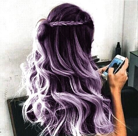Best hair color dark purple fall 68 Ideas - Best hair ...