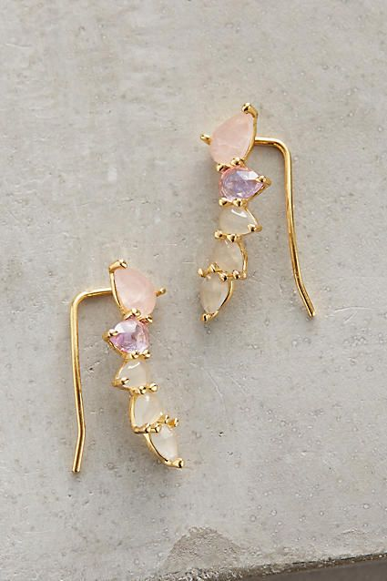 Climber or Crawler earrings: doesn't have to be these. I trust your judgement if you find cute ones elsewhere.