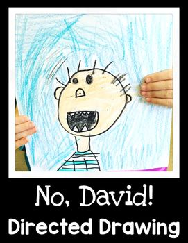 Directed Drawing is a great way to engage students and cover art standards at…