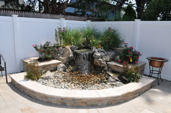 17 best images about pond ideas on pinterest pond for Pond stones landscaping