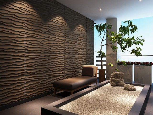 Modern Wall Paneling Designs wood paneling designs image of wood wall paneling style modern wall decor ideas Dunes 3d Wall Panels Box Of 6 32sq Ft 115 Paintable