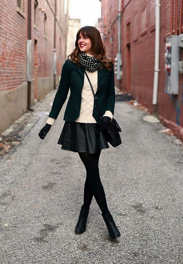 Gorgeous Skirt Work Outfits For Office Women 39 Outfits