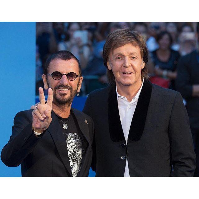 『ザ・ビートルズ』ロンドンにポール・マッカートニー、リンゴ・スター登場! #ビートルズ  #beatles  #ポールマッカートニー  #リンゴスター #paulmccartney  #ringostarr  #映画  #london