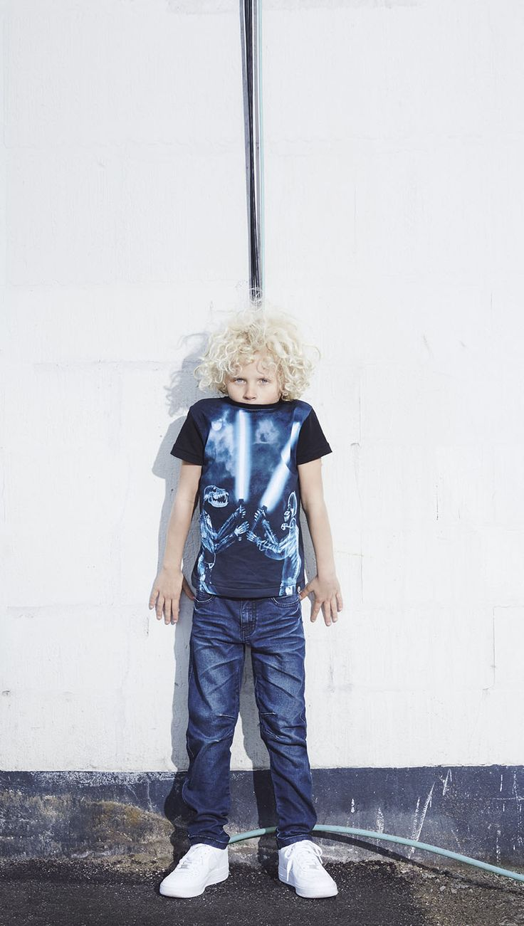 May the force be with you, photorealistic kids fashion from Molo for spring 2016