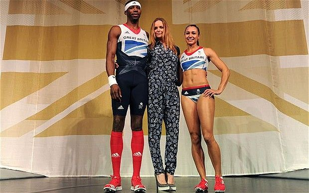 The new uniforms: London 2012 Olympics: Understated and cool - Stella's Team GB kit