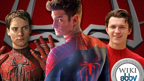 Película Spiderman: Homecoming 2017 con Tom Holland, adolescente tutoreado por Tony Stark para formar parte de Avengers. Superheroés. Hombre Araña.