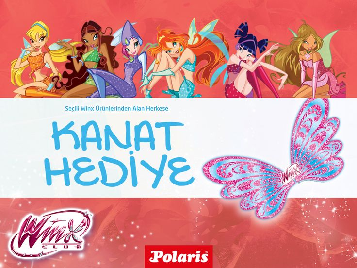 İşaretli Winx markalı çanta ve ayakkabı alışverilerinde, Winx kanat hediye!  #SS16 #newseason #summer #spring #ilkbahar #yaz #yenisezon #fashion #fashionable #style #stylish #polaris #polarisayakkabı #shoe #ayakkabı #shop #shopping #child #trend #moda #ayakkabıaşkı #shoeoftheday