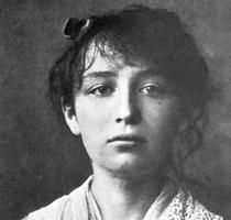 Camille Claudel was an artist.  Being a muse to Rodin, was her night job.