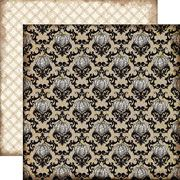 Chillingsworth Manor Paper Pumpkin Scrapbook Paper