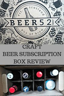 Being Mrs Lynch- Beer 52 Craft Beer Subscription Box Review