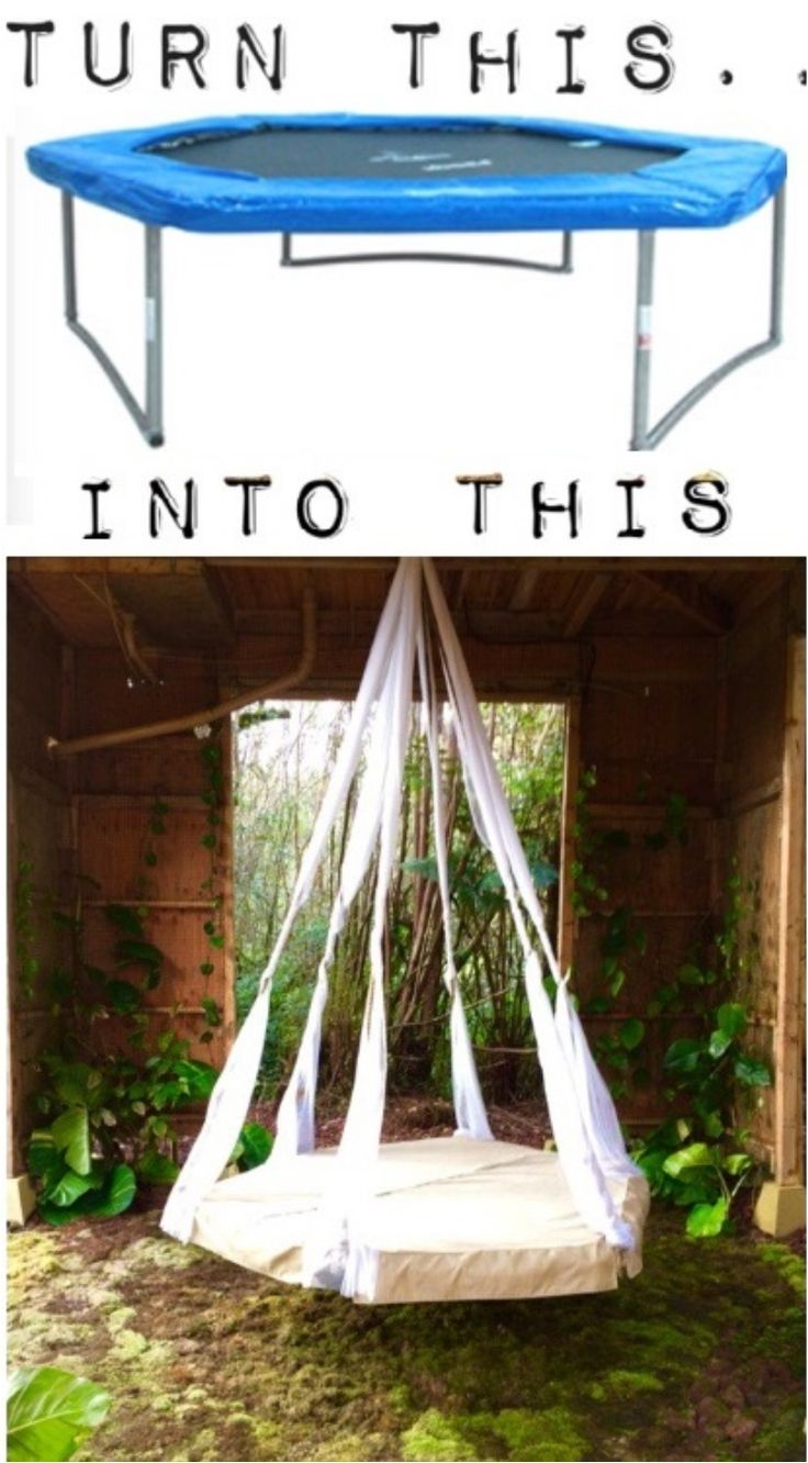 Hanging bed nest - Sleep On Clouds With 13 Marvelous Diy Hanging Beds