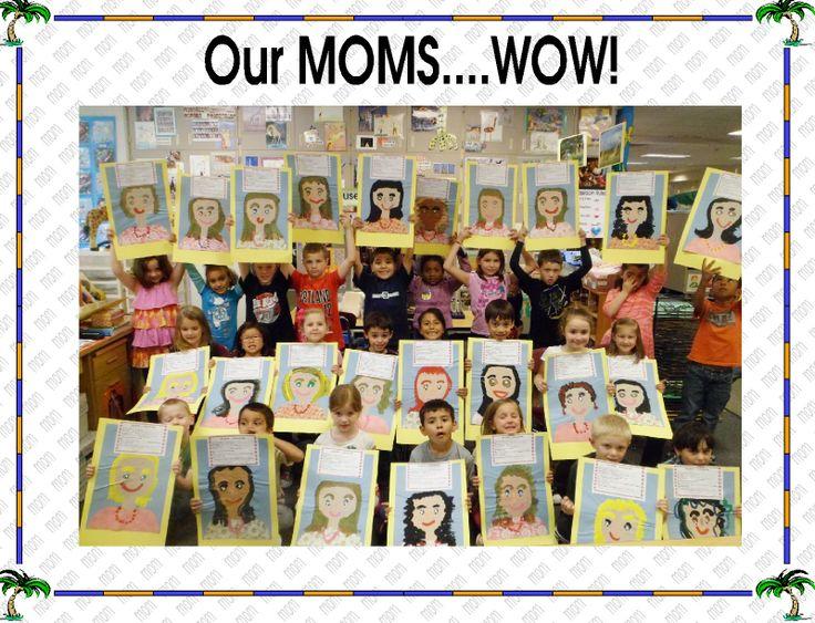 mom portraits