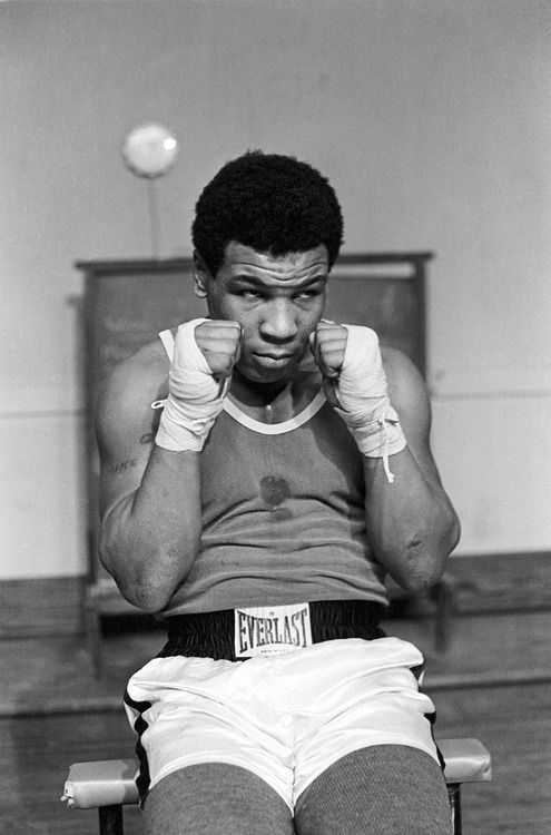 young Mike Tyson people have always told me I look like him