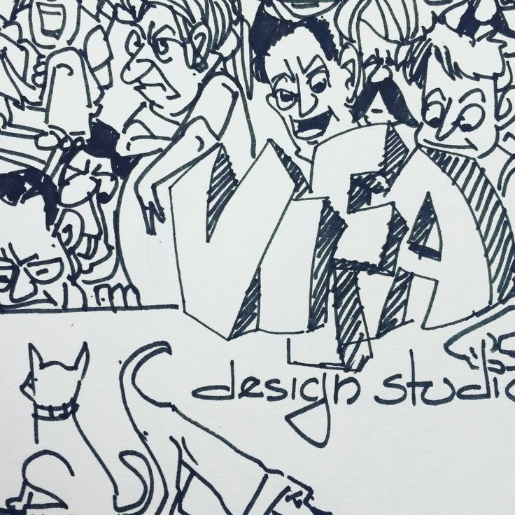 cartoon character design by anil vadhera