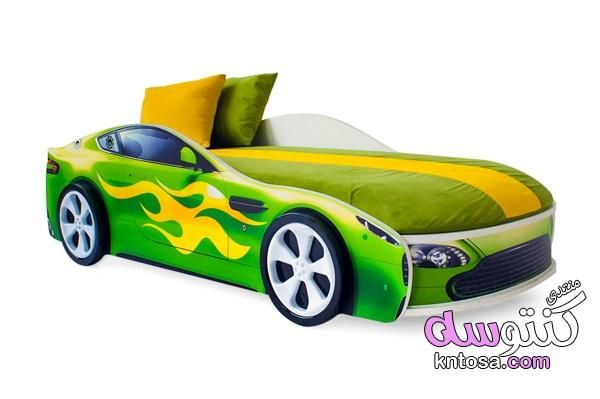 صور سراير اطفال على شكل سيارات Toy Car Car Toys