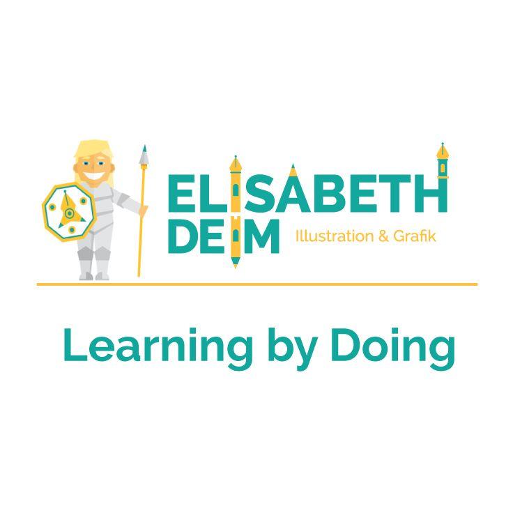 Learning by Doing / Illustrationen aus Workshops, Tutorials und Kursen von ELISABETH DEIM