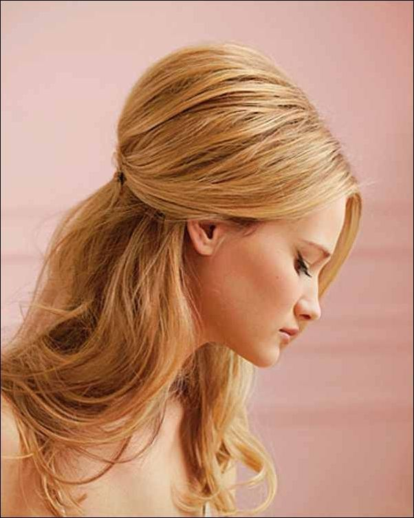 wedding hairstyles for round faces 12