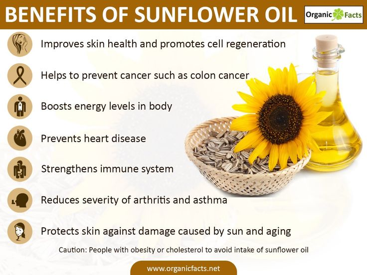 Unbiased info on nutrition, benefits of food & home remedies #sunflower #oil