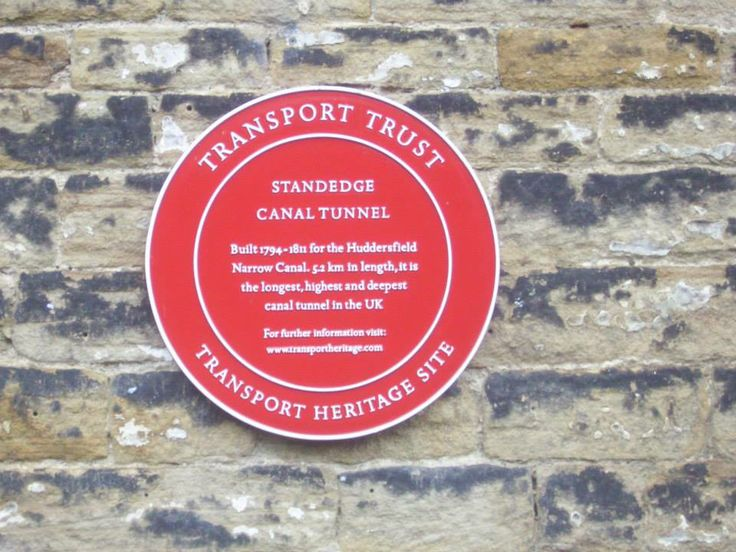 #TransportTrust at Standedge Tunnel